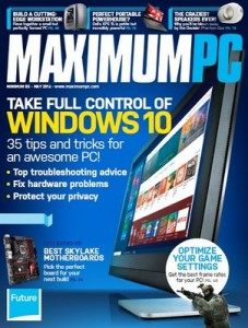 Maximum PC USA – May, 2016 [PDF]