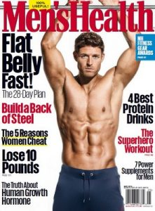 Men's Health USA – May, 2016 [PDF]