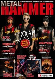 Metal Hammer – Abril, 2016 [PDF]