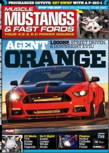 Muscle Mustangs & Fast Fords USA – June, 2016 [PDF]
