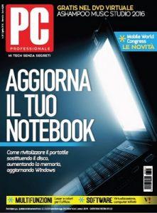 PC Professionale Italia – Aprile, 2016 [PDF]