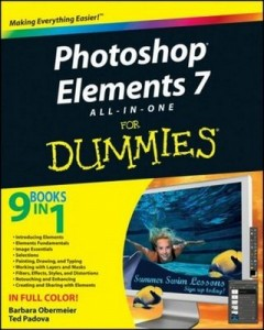 Photoshop Elements 7 All-in-One for Dummies – Barbara Obermeier, Ted Padova [PDF] [English]
