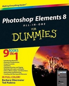 Photoshop Elements 8 All-in-One for Dummies – Barbara Obermeier, Ted Padova [PDF] [English]