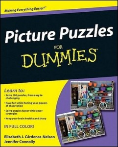 Picture Puzzles for Dummies – Elizabeth J. Cárdenas-Nelson, Jennifer Connolly [PDF] [English]