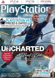 PlayStation Official Magazine UK – May, 2016 [PDF]