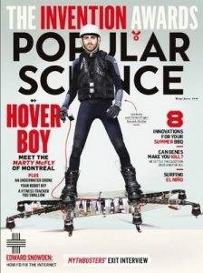 Popular Science USA – May June, 2016 [PDF]