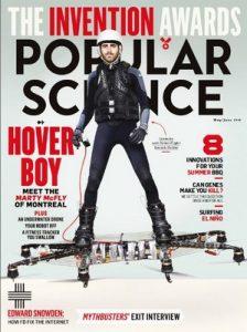 Popular Science USA – May June, 2016 [PDF]