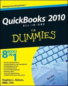 QuickBooks 2010 All-in-One for Dummies – Stephen L. Nelson [PDF] [English]