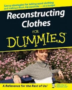 Reconstructing Clothes for Dummies – Miranda Carligne Burns [PDF] [English]