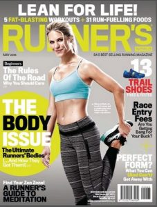 Runner's World South Africa – May, 2016 [PDF]