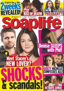 Soaplife UK – 23 April, 2016 [PDF]