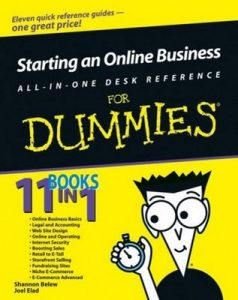Starting an Online Business All-in-One Desk Reference for Dummies (2nd Edition) – Shannon Belew, Joel Elad [PDF] [English]