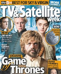 TV & Satellite Week UK – 23 April, 2016 [PDF]