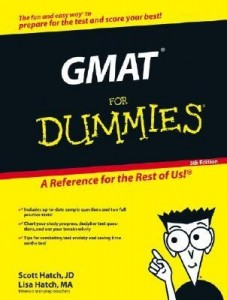 The GMAT for Dummies (5th Edition) – Scott Hatch, Lisa Hatch [PDF] [English]