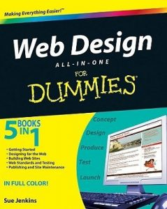 Web Design All-in-One for Dummies – Sue Jenkins [PDF] [English]