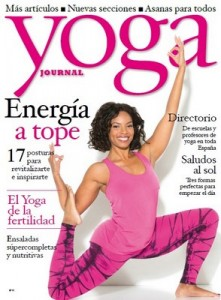 Yoga Journal España – Abril, 2016 [PDF]