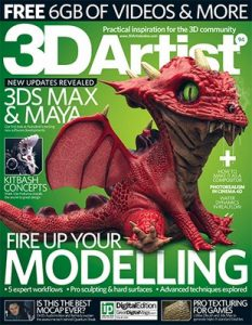 3D Artist UK – Issue 94, 2016 [PDF]