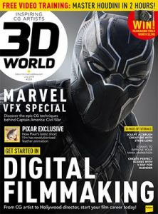 3D World UK – July, 2016 [PDF]