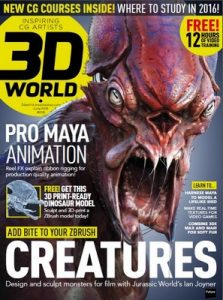 3D World UK – June, 2016 [PDF]