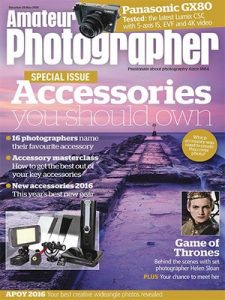 Amateur Photographer UK – 28 May, 2016 [PDF]