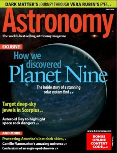 Astronomy UK – June, 2016 [PDF]