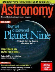 Astronomy UK – June, 2016 [PDF]
