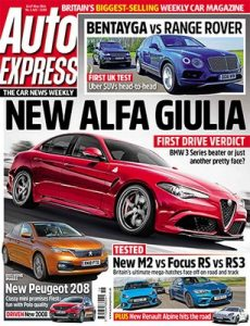 Auto Express UK – 11 May, 2016 [PDF]