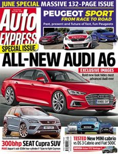 Auto Express UK – 18 May, 2016 [PDF]