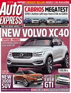 Auto Express UK – 25 May, 2016 [PDF]
