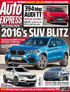 Auto Express UK – 27 April, 2016 [PDF]
