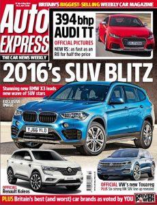 Auto Express UK – 27 April, 2016 [PDF]