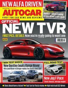 Autocar UK – 11 May, 2016 [PDF]