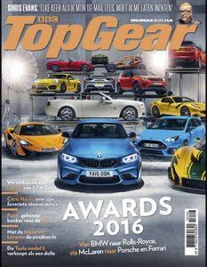 BBC Top Gear Niderland – Mei, 2016 [PDF]