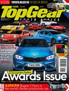 BBC Top Gear South Africa – May, 2016 [PDF]
