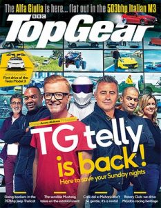 BBC Top Gear UK – June, 2016 [PDF]