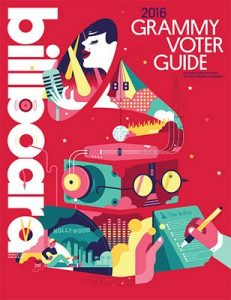 Billboard Magazine USA – 2 January, 2016 [PDF]