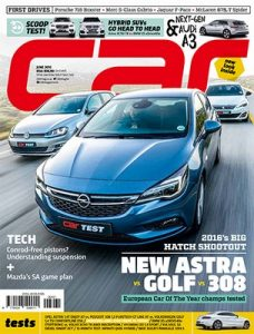 Car South Africa – June, 2016 [PDF]