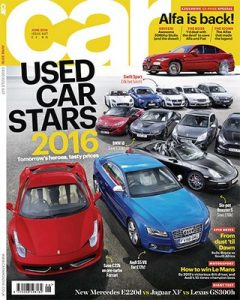 Car UK – June, 2016 [PDF]