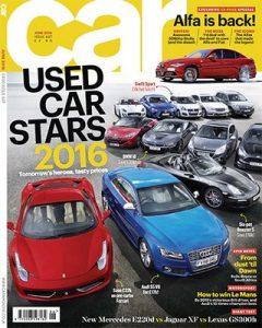 Car UK – June, 2016 [PDF]
