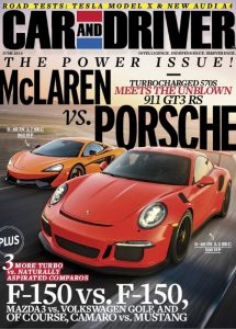 Car and Driver USA – June, 2016 [PDF]