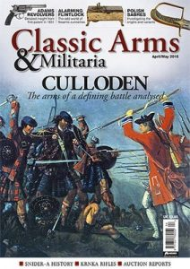 Classic Arms & Militaria UK – April May, 2016 [PDF]