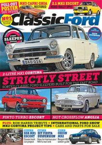 Classic Ford UK – July, 2016 [PDF]
