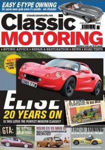 Classic Motoring – June, 2016 [PDF]