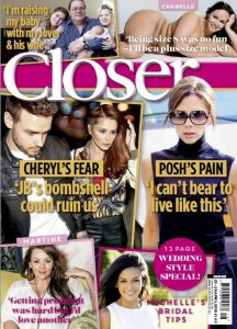 Closer UK – 23-29 April, 2016 [PDF]