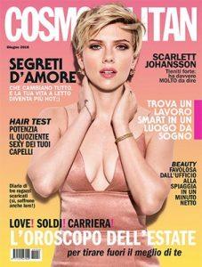 Cosmopolitan Italia – Giugno, 2016 [PDF]