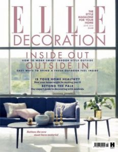 Elle Decoration UK – June, 2016 [PDF]