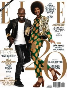 Elle South Africa – April, 2016 [PDF]