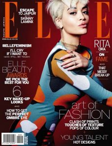 Elle South Africa – March, 2016 [PDF]