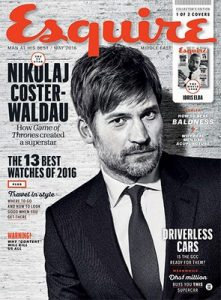 Esquire Middle East UAE – May, 2016 [PDF]