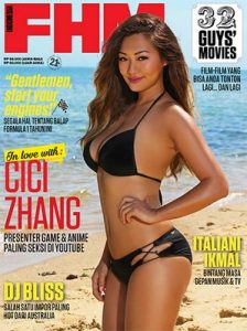 FHM Indonesia – April, 2016 [PDF]
